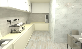 Dry Kitchen - Norfaraizu Modern Kitchen Ceramiche Sdn Bhd Feruni China