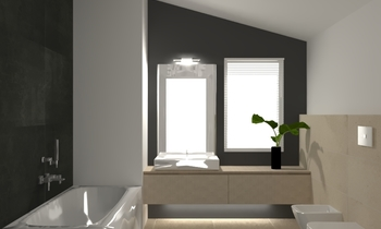 Beige collection newland by herberia tilelook - Seresi arredo bagno camerano an ...