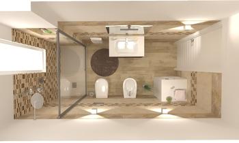 MARAZZI LITHOS 25X76 , TU... Classic Bathroom Ceramiche Masala sas