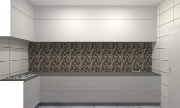 Quel International_wet ki... Modern Kitchen Feruni Ceramiche Sdn Bhd