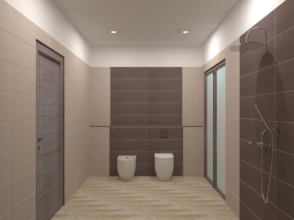 Bagno In Camera Design : Un secondo bagno nascosto in camera easyrelooking