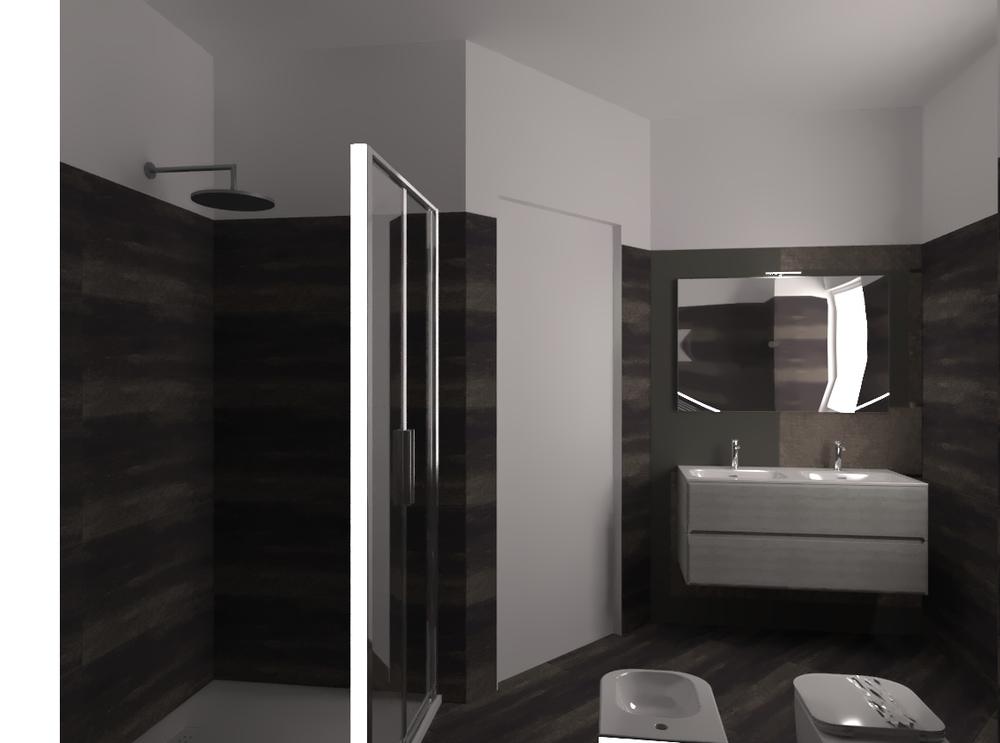 Bagno In Camera Design : Interior design arredamento part