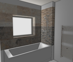 Bathroom Split Tiles Classic Bathroom Chris Taylor