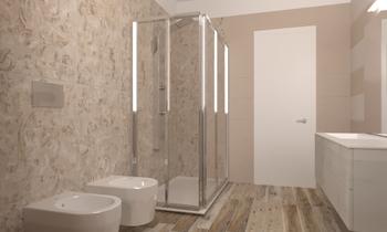 PAGLIARELLA Klasický Koupelna ANTONIO FONTANELLO