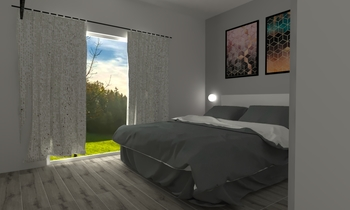 sc Modern Bedroom LAKD Lattanzi Kitchen Design