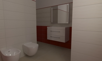 WC2 Classic Bathroom Mosca Precompressi