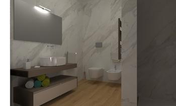 DI PUCCHIO Modern Bathroom lorini srl lorini