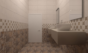 el hamed Classic Bathroom Ahmed homestyle