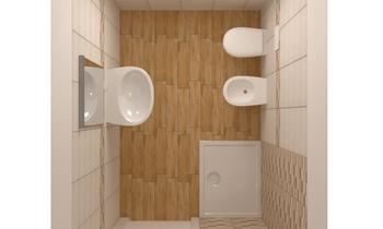 Bagno Beige Piccolo : Mosaico tenerife beige