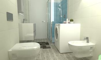 MARAZZI CHROMA 25X38 ALGH... Klasický Koupelna Ceramiche Masala sas