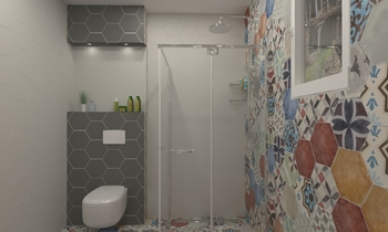 231486 Classic Bathroom Keraton Ob
