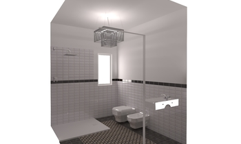 Carletti P1 rett Classic Bathroom Lorenzo Bettini