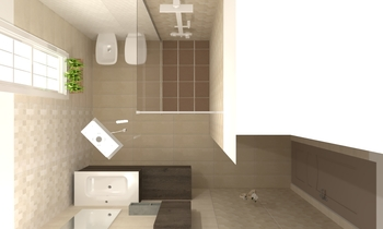 LIGARO' Modern Bathroom Fratelli Marrazzo  Ceramiche