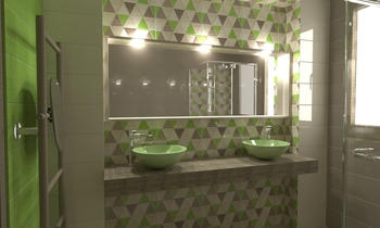 Project Proba Classic Bathroom Vesela Neshkova
