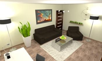 Living room Starosielce Classic Bathroom Adam Karolczak