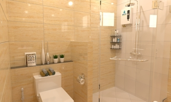 Uttaradit wc1 Classic Bathroom Tulakon Arrom