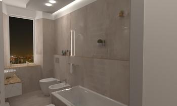 ABK , INTERNO 9 , INTERNO... Classic Bathroom Ceramiche Masala sas