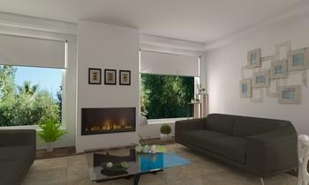 SALON Modern Living room Mario Lorenzo Suarez