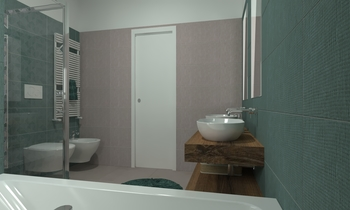 2 Classic Bathroom De Gregoris -  Dove Nasce Casa