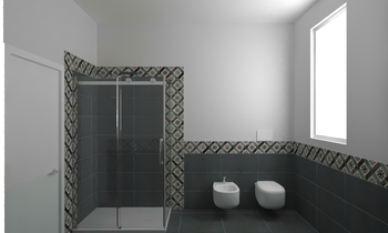 IENCINELLA Modern Bathroom Alice  Pierantoni
