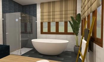 ห้องน้ำ Classic Bathroom Supranee Srichum Btr