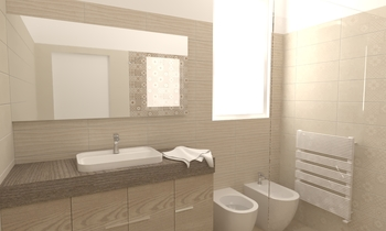 MUNITELLO BAGNO GRANDE Classic Bathroom Fabio Marsano