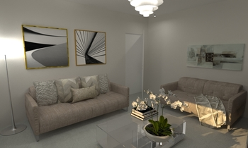 Amrita Modern Living room Westfield Natuzzi Italia