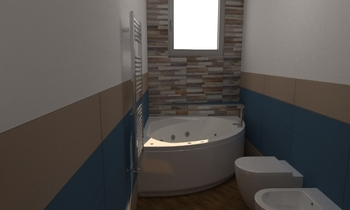 Mangano Contemporary Bathroom Antonino Stracuzzi