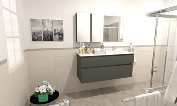 Project LE MARAIS Classic Bathroom EDILVETTA Professionisti dell'abitare