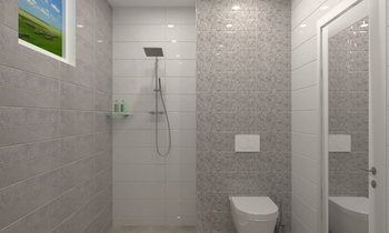 medina ivelin new Classic Bathroom Keraton Ob