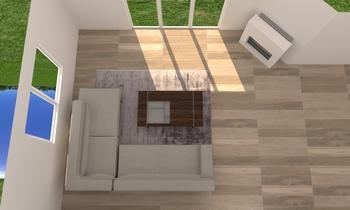 VARIANTE D Contemporary Living room Natuzzi Italia Store Etoy