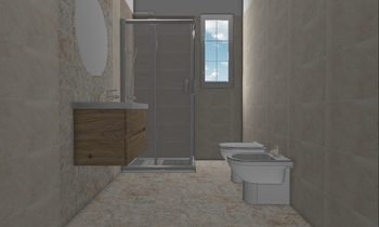 0802 Classique Salle de bain Edilceramiche Tuglie