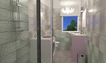 Paoletti 2 Classique Salle de bain Big Mat Fabio Sbaffi