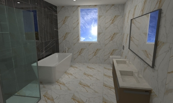 new room Classic Bathroom Yiotis Christou