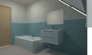 Project 7 Classic Bathroom Yves THOMAS