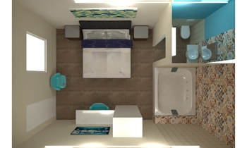 Pop 180x110 Collection Home Wellness By Glass 1989 Tilelook