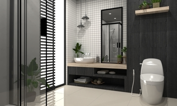 bathroom-1071174 Asian Bathroom Design Idea
