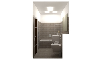 Water Garden Main Bathroo... Classico Bagno Lee Dallow