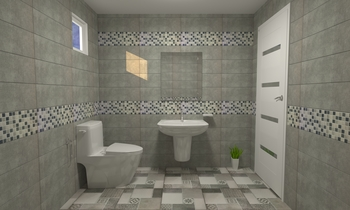 BATHROOM Classic Bathroom ismael fadel