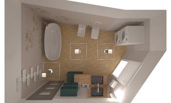 BAGNO PRINCIPALE Klasický Koupelna Roberto Laganaro