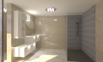 baño marazzi Classic Bathroom BdB  MATERIALES DE CONSTRUCCION LEAL