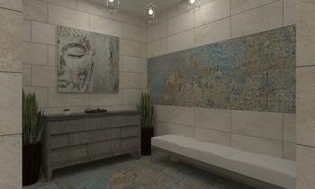 Project Dressing room Classic Bathroom Vesela Neshkova