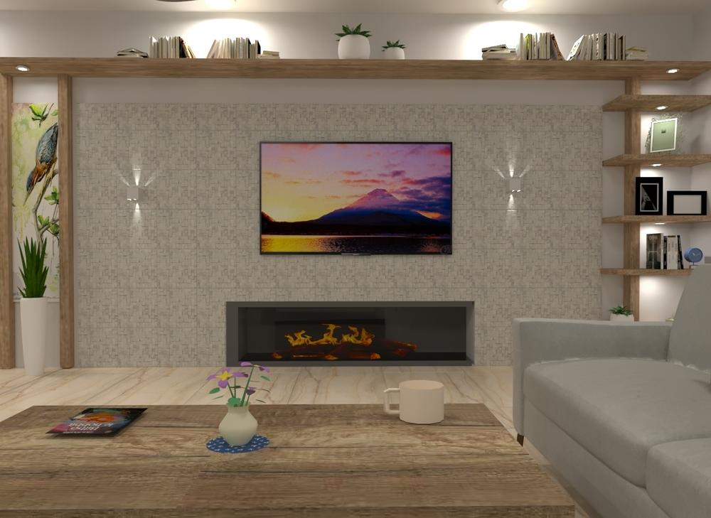 Asllan Ramadani Modern Living room Donart Sahiti