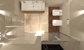 Peppe Adamo Modern Bathroom Giovanni Latino