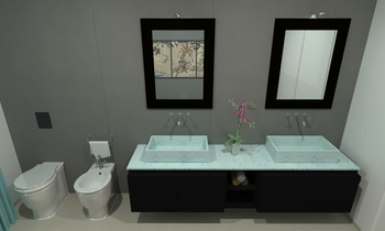 bagno Romantic Bathroom GREGOLO SRL