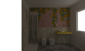 Project 1 Classic Bathroom Aiello Ceramiche