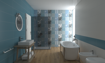 Italian Dream Classic Bathroom Ceramica Sant'Agostino
