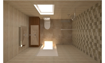 En-suite - PH8 Classic Bathroom Karin Sandu