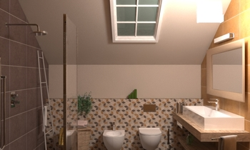 Project 3 Classic Bathroom Milan Krotil