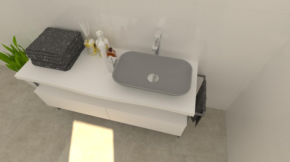 Bagno LED Moderno Bagno EDILVETTA Professionisti dell'abitare